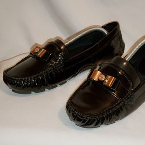 Vince Camuto Womens Palmira Driving Flats Loafers